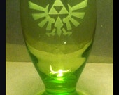 Seal of Hyrule Juice Glass
