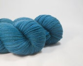 South Pacific - Blue Hand Dyed Merino / Nylon Sock Yarn