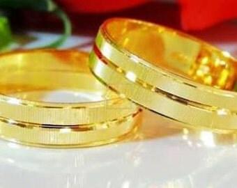SIMPLE YET ELEGANT 22K gold ring