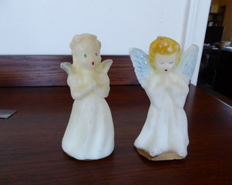 Angels Candles from the 50's