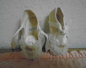 Vintage Baby Deer Shoes! Never Worn / Size '0' Mint Condition