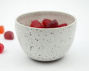 Speckled Bowl - Pottery Bowl - Ceramic Bowl - Small Bowl