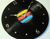 THE POLICE Record Album vinyl clock - SYNCHRONICITY