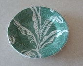 Vintage 1949 Wallace China Shadowleaf Bread & Butter Plate, Barely Used!