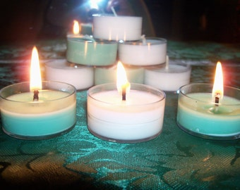Little Soy Candles Sample Tealight Set of 5