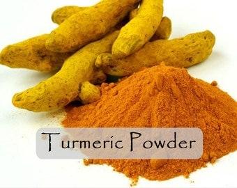 Ground Turmeric - Great for dye - Food Grade