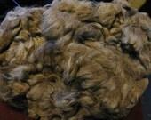 Raw Alpaca Blanket Ficus
