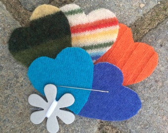 Wool Soaker Patch Kit - Repair Kit for Wool Diaper Covers