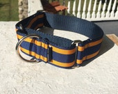 "The Ivy League 1.5"" Martingale Collar"