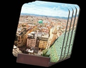 Vienna, Austria Coasters Set of Four