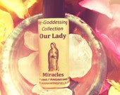 Our Lady Perfume/Anointing Oil, for miracles, (in 1/4oz glass roll-on)