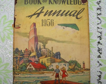 The Book of Knowledge Annual, 1956