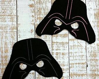 Dark Vador Felt Mask
