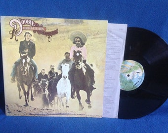 "Vintage, The Doobie Brothers - ""The Captain And Me"", Vinyl LP, Record Album, Texas Lullaby, Take Me In Your Arms,  Skunk Baxter, Yacht Rock"