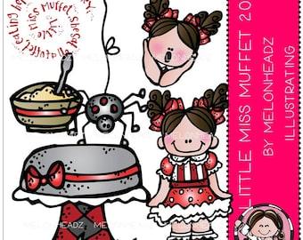 Melonheadz: Little Miss Muffet 2013 COMBO PACK