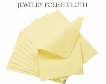 Jewelry Polish Cloth - Lara Mogensen Jewelry Care and Cleaning