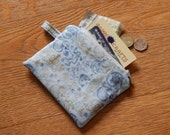 Small Game of Thrones house sigils print zipper coin purse pouch