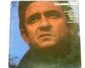 "Johnny Cash -Hello, I'm Johnny Cash - Country Folk Gospel - ""If I Were a Carpenter"" - Columbia Records 1970 - Vintage Gatefold Vinyl Record"