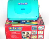 SEGA Pico, 1994 Vintage Video Game Console/Learning System, Vintage Toys, Antique Alchemy