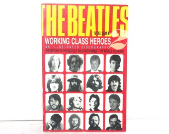 Working Class Heroes: The History of the Beatles' Solo Recordings (Beatles Series) Paperback – Import, 1983