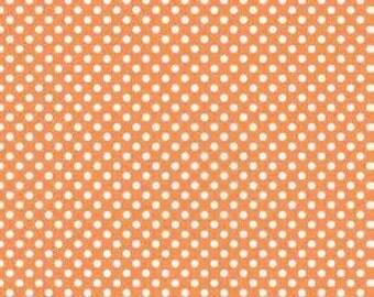 Sale! Le Creme Orange by Riley Blake