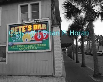Petes bar Billboard