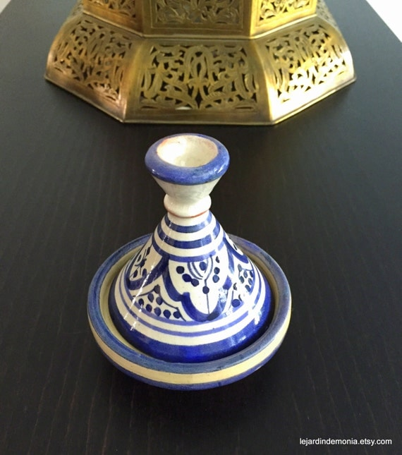 Moroccan Mini Tagine Candle - Salé