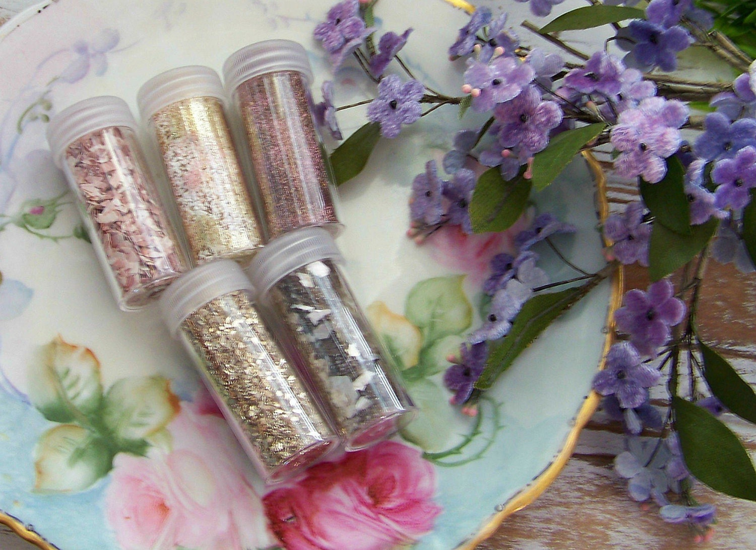 How to scrapbook with glitter -  14 99