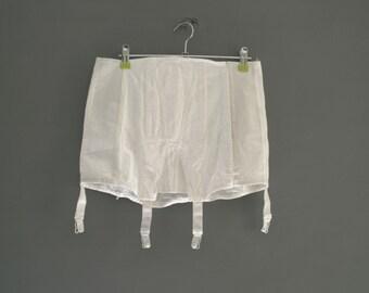 60s Suspender Girdle