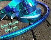 """BRAND NEW // """"Mermaid Morph"""" Performance Hoop"""
