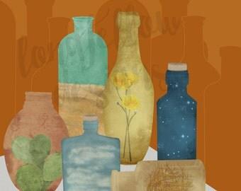 Deconstructed Desert - Bottled Desert - Multiple Sizes Available