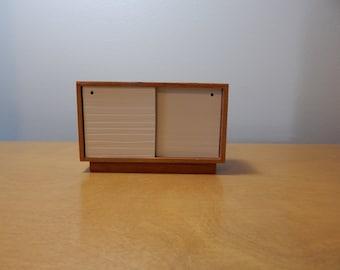 Miniature Mid-Century Modern Credenza