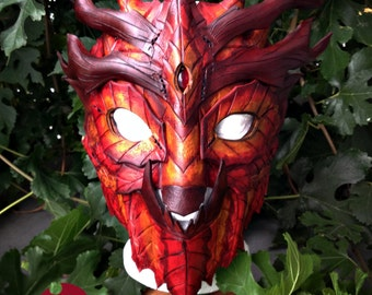 Greenman leather mask, masquerade, larp, mask,masque,costume cosplay,forest,leaves,fairy, pixie, elf, fantasy, armor, halloween