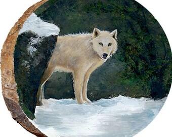 White Wolf - DAD036