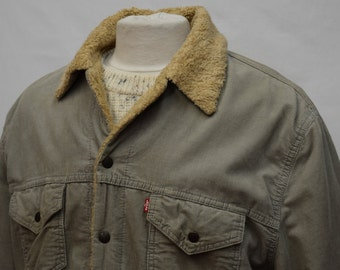 Levi Vintage Lined Corduroy Jacket (DOWN FROM 44.99)