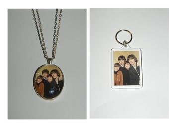 the beatles Necklace or Keychain