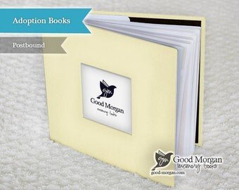 Adopted Baby Memory Book - Light Yellow