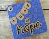 mini personalized gift book mini album idea spiritual religious Bible verses Scripture for birthday unique