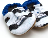 police baby shoes for boy, toddler slippers, police man baby booties police car slippers, soft sole shoes vegan baby clothing law enforcemen
