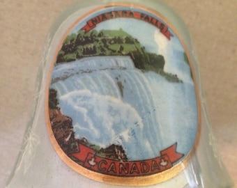 Niagara Falls Canada Souvenir Bell