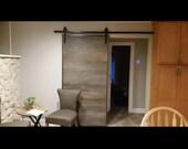 Horizontal  Custom Sliding Barn Door