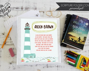 Personalized Scripture Folder Covers, Lighthouse Rend Collective Lyrics, No. 4