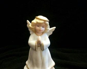 Porcelain Angel by Golden Blessing