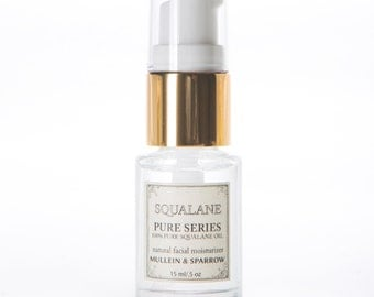 Pure Series Squalane Oil- organic, vegan, apothecary
