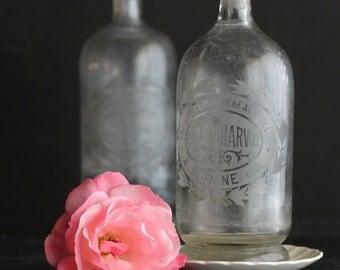 Vintage Lemonade Bottle