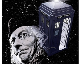 Doctor Who - The 1st Doctor: William Hartnell