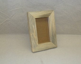 Handcrafted Blue Pine 3 x 5 Frames