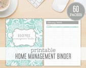 Simplicity Home Management / Household Binder 2015 / 2016