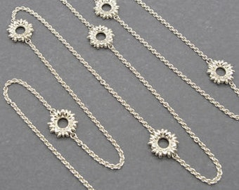 Floreo Link Necklace