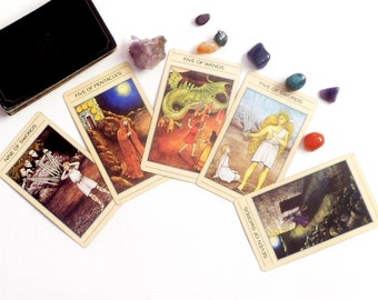 Chat Tarot Reading ~ Intuitive Reading ~ Same day Psychic Reading ~ Future Reading